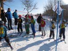 Unsere Starter beim Dorfschilauf Elz 2013