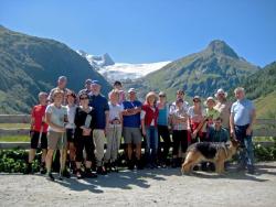Die Volkstanzgruppe Elz 2012